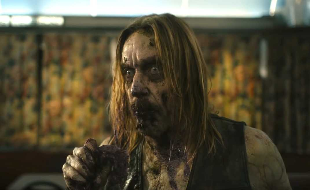 """Iggy Pop i """"The dead don't die""""."""