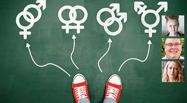Det är anmärkningsvärt att regeringen dröjer med att lägga fram propositionen om en ny könstillhörighetslag och därmed utsätter personer för en situation där de tvingas strida i domstol för att få sin könsidentitet juridiskt erkänd, skriver debattörerna.