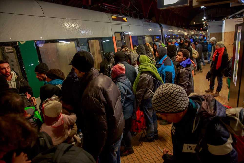 Här kan Sveriges nya gräns dras – efter regeringens besked