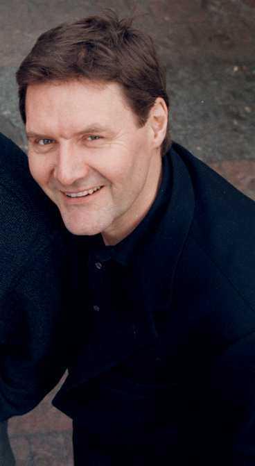 Johan Rabaeus, skådespelare.