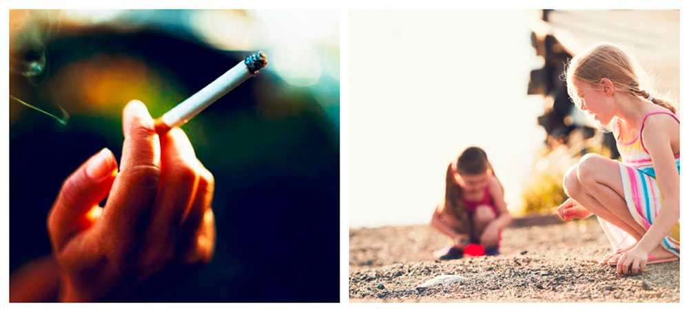 Här är det förbjudet att röka på stränderna
