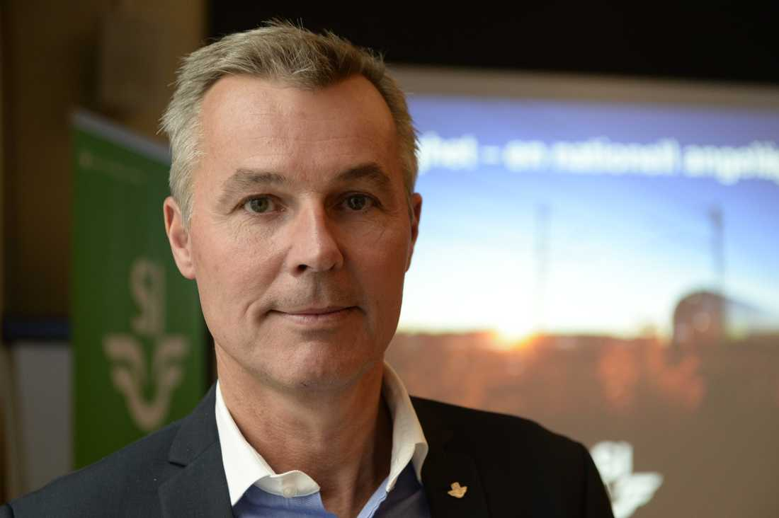 Crister Fritzson ska sluta som vd för SJ under våren 2020.