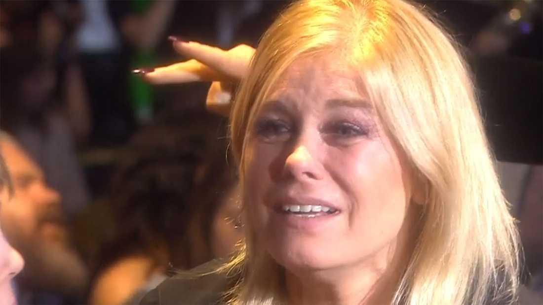Pernillas tårar.