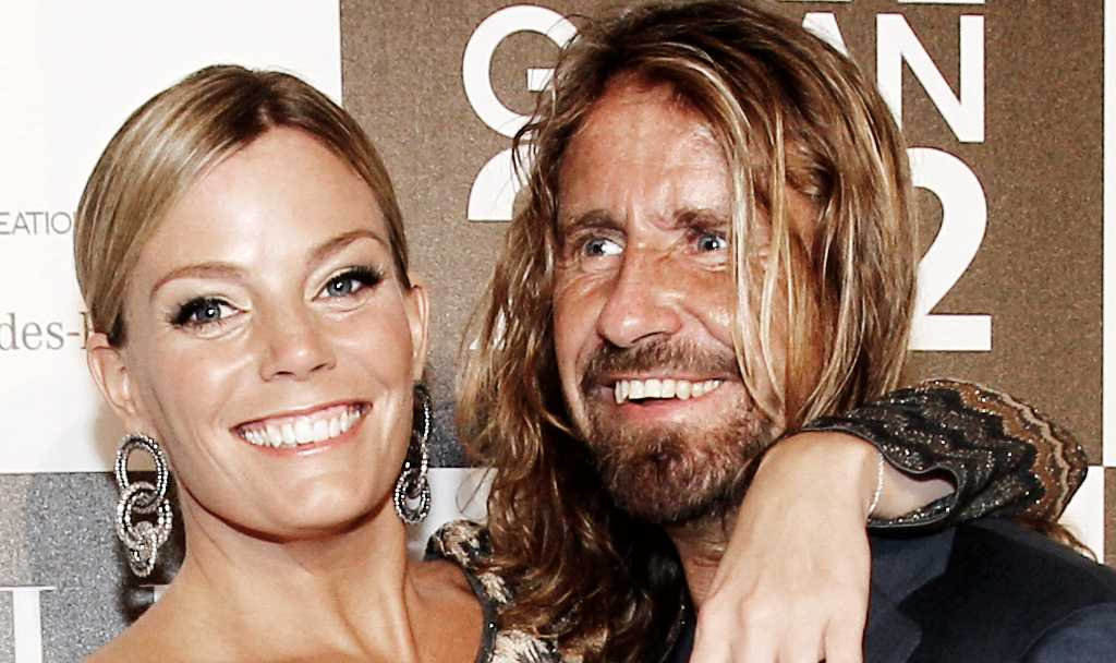 Gry Forssell och Anders Timell.