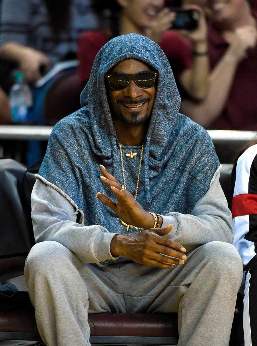 Snoop Dog.