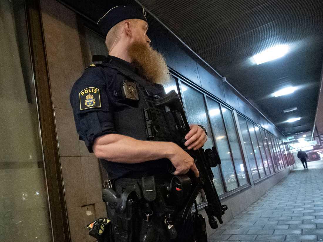 Attacken Mot Polisen I Malmo Aftonbladet