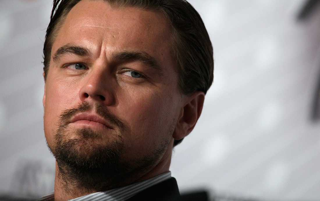 """Leo DiCaprio i """"Wolf of Wall street""""."""