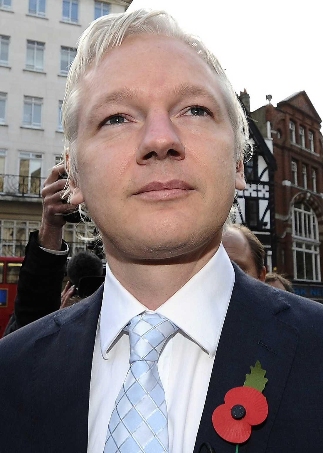Assange vill inte utlämnas till Sverige.