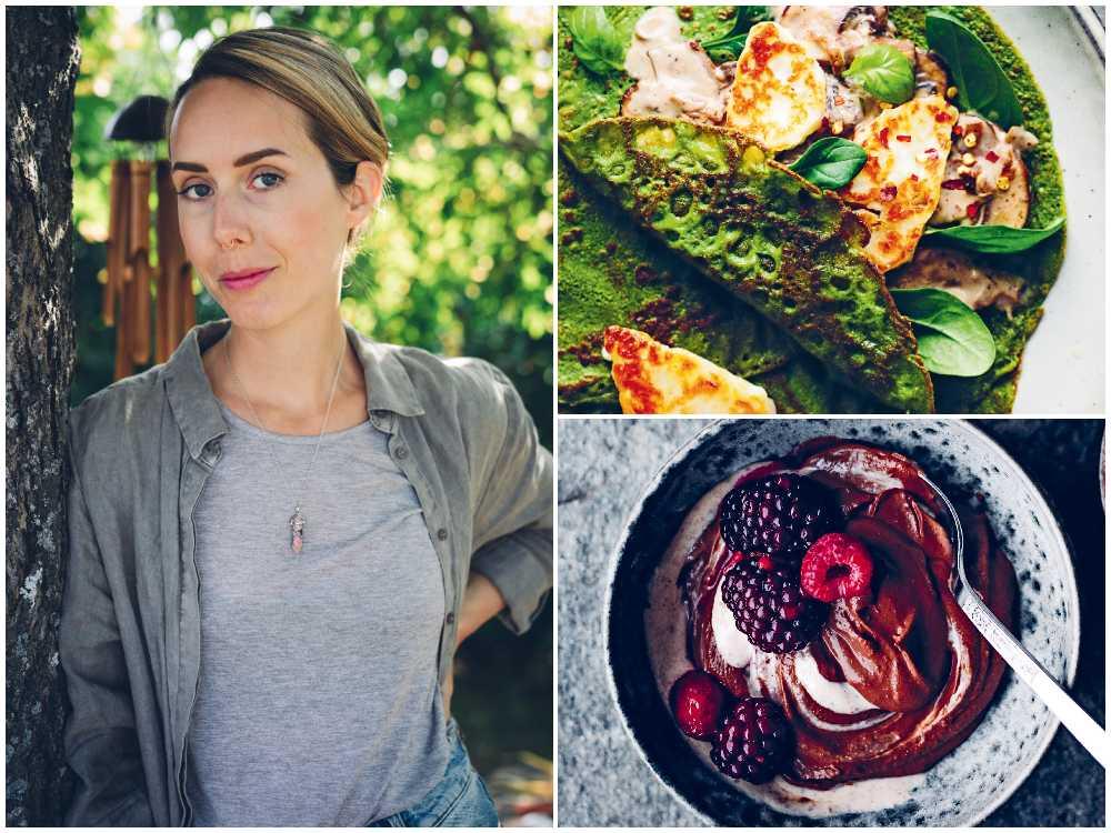 Agnes Gällhagen har skrivit en hel bok om comfort food.
