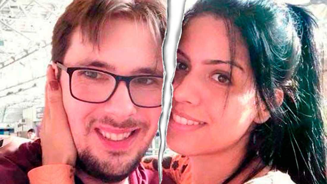 Colt Johnson har ansökt om skilsmässa från Larissa Dos Santos Lima.