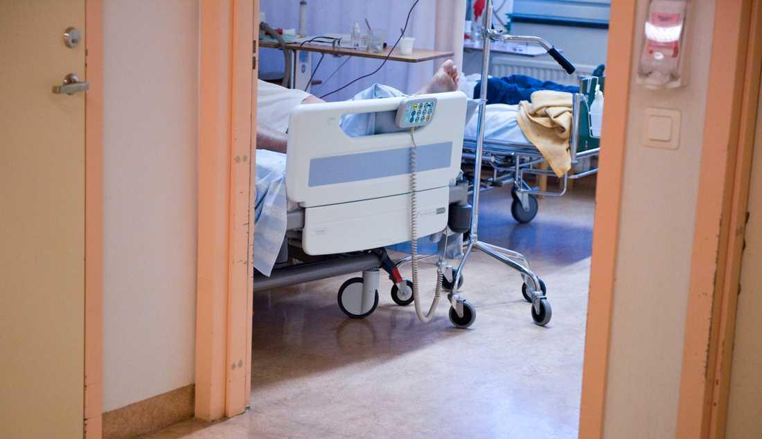 Antalet organdonationer har minskat under pandemin. Arkivbild.