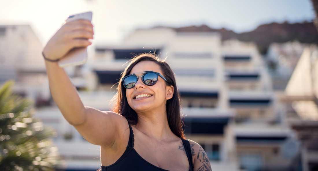 Amerikanska forskare har räknat ut att näsan ser 30 procent större ut om man tar en selfie på nära håll