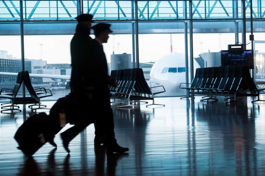 I sommar kommer resenärer kunna flyga direkt från Arlanda till Shanghai. Arkivbild.
