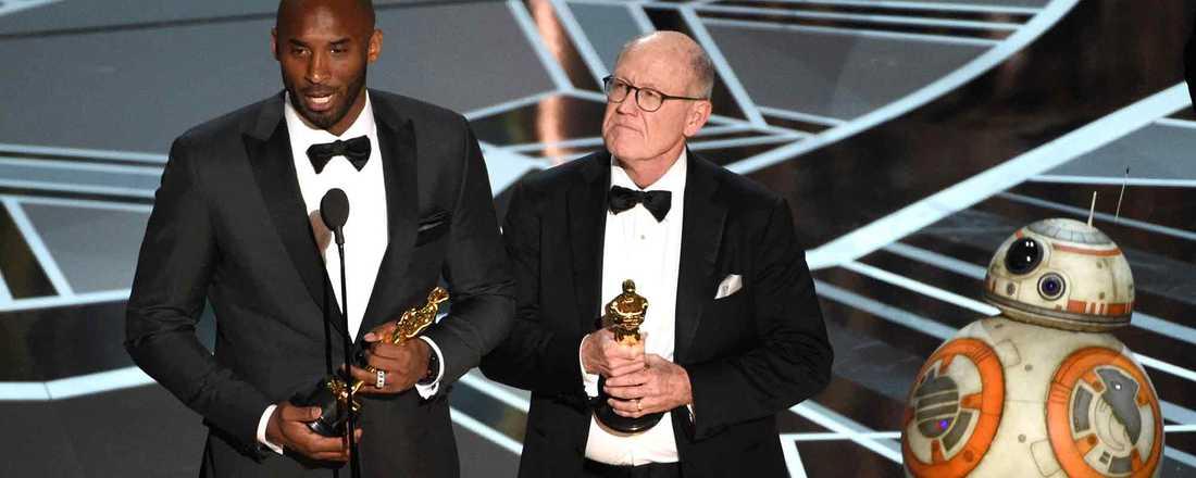 """""""Dear basketball"""" av Glen Keane och Kobe Bryant fick en Oscar för bästa animerade kortfilm."""