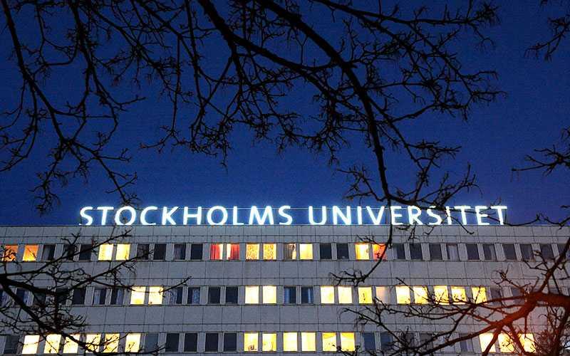 Juristprogrammet, Stockholms universitet, är en av utbildningarna som lockar många sökande.