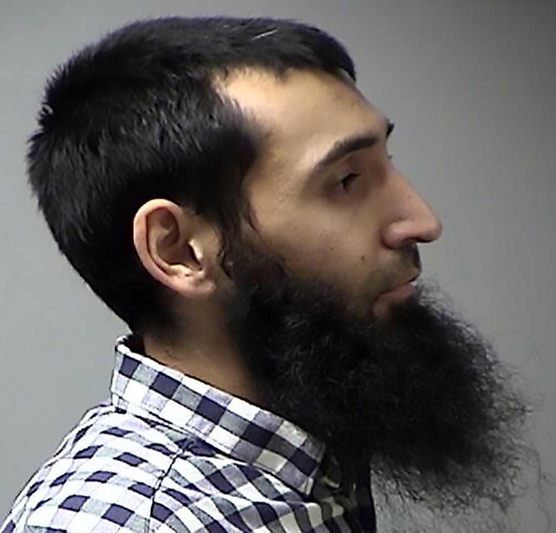 Sayfullo Saipov, 29