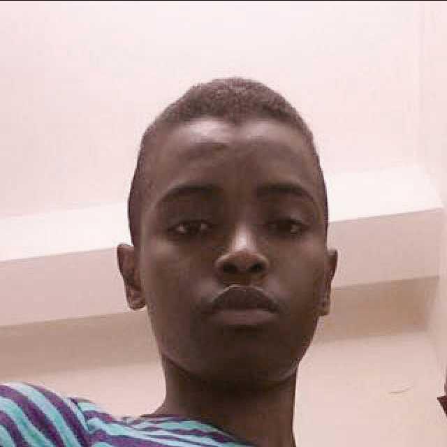 Ahmed Hassan, 15, blev mördad vid skolattacken i Trollhättan.