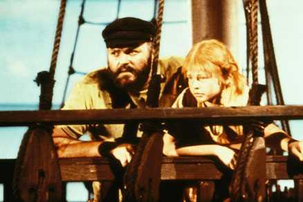 Pippis pappa Efraim är negerkung i Söderhavet.