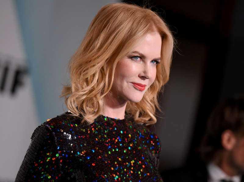 Än tiger Nicole Kidman om Hollywoods stora sexskandal.