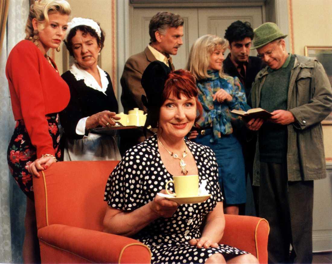 TV serien Cluedo- En mordgåta. 1996