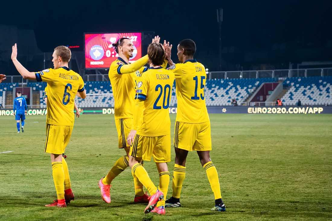 Två av Sveriges matcher i EM ser ut att flyttas från Dublin.