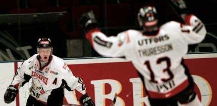 Radarparet återförenas? Tomas Sandström och Marcus Thuresson tränar för en sensationell comeback – i division 2.