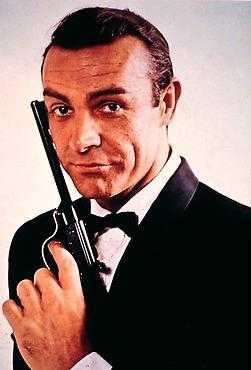 Connery som 007.