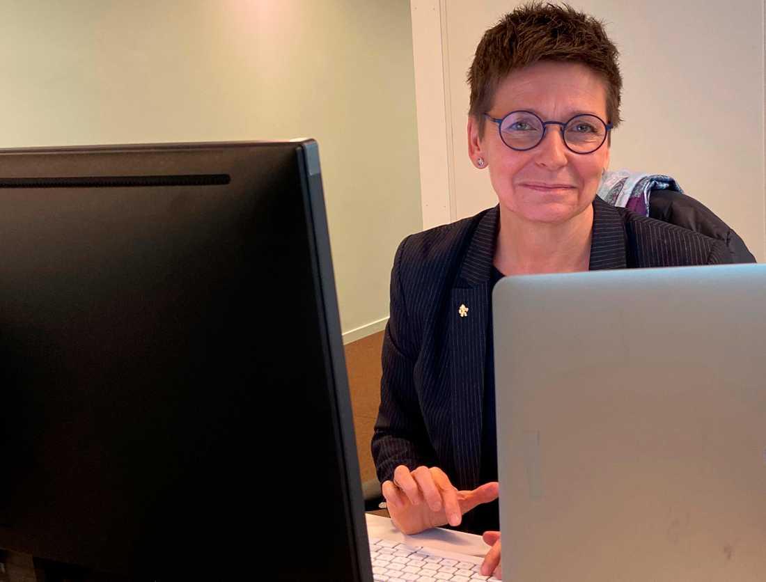 Socialdemokraten Ann-Sofie Hermansson är veckans gäst i podcasten Den ideologiska frågan.