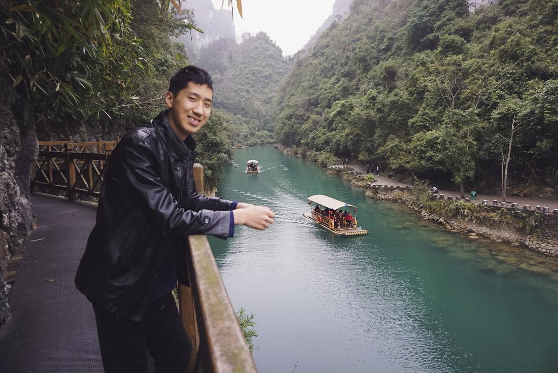 Mingdao Zou Zhong, 15.