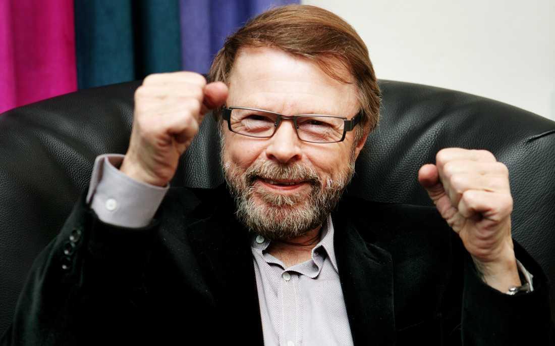 """Björn Ulvaeus förkastar alla möjligheter till en återförening med ABBA. I stället satsar han – ihop med ABBA-muséet – på en kör. """"Det känns jättebra"""", säger han."""