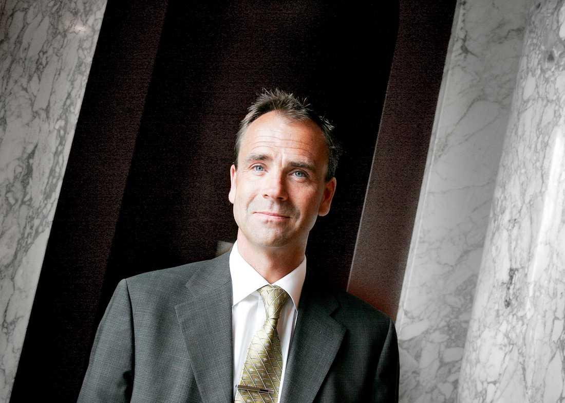 Allan Widman, Folkpartiets ledamot i försvarsutskottet.
