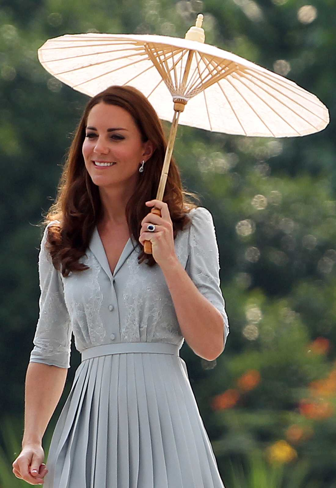 Det är mamma Kate Middleton som tagit bilderna på sin son.