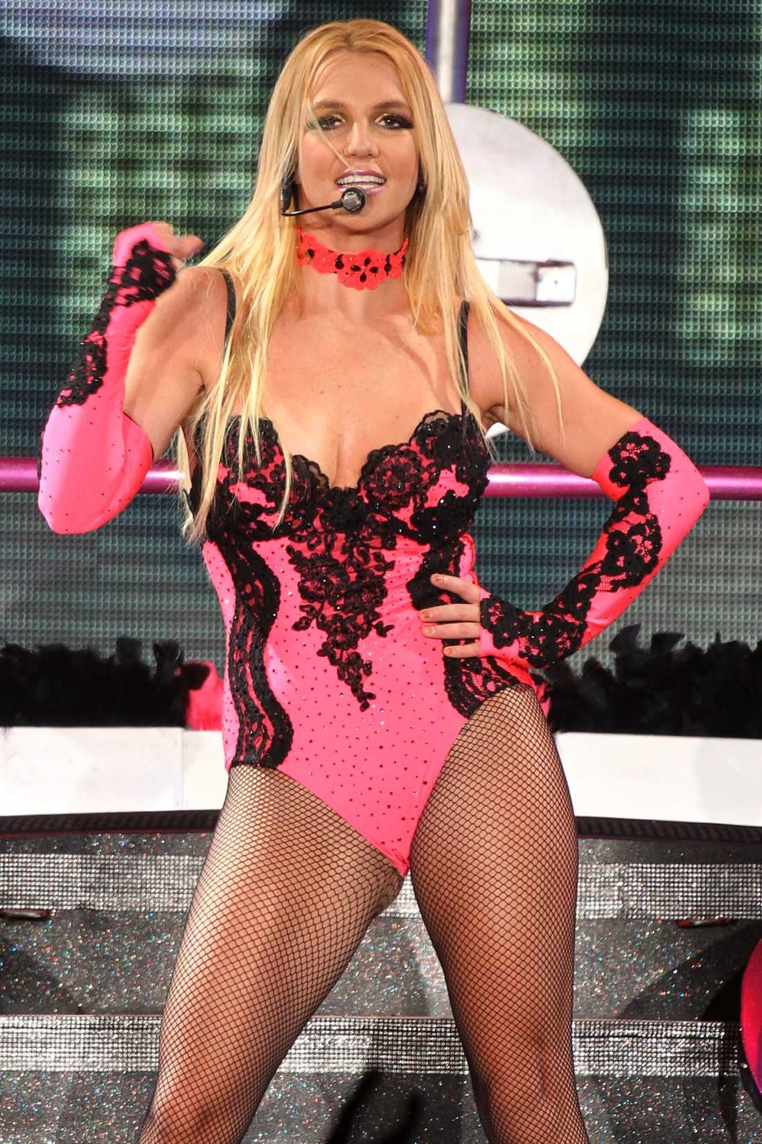 Britney Spears 2011.