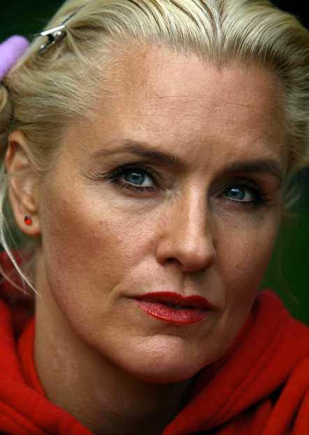Regina Lund har opererats för cancer.