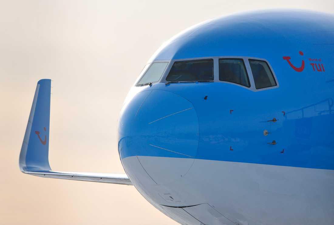 Charterbolaget TUI har 81 svenskar som sitter fast i Turkiet och nu får ta färja till Rhodos. Arkivbild.