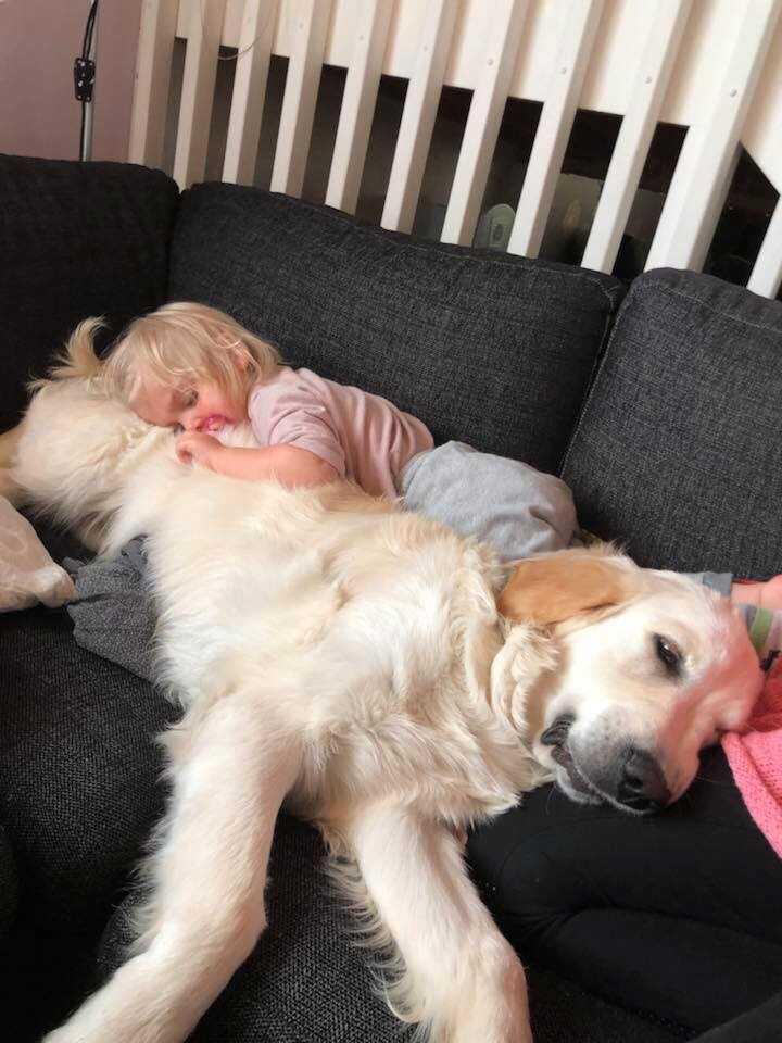 Liv tillsammans med sin bästa vän, hunden Emma.