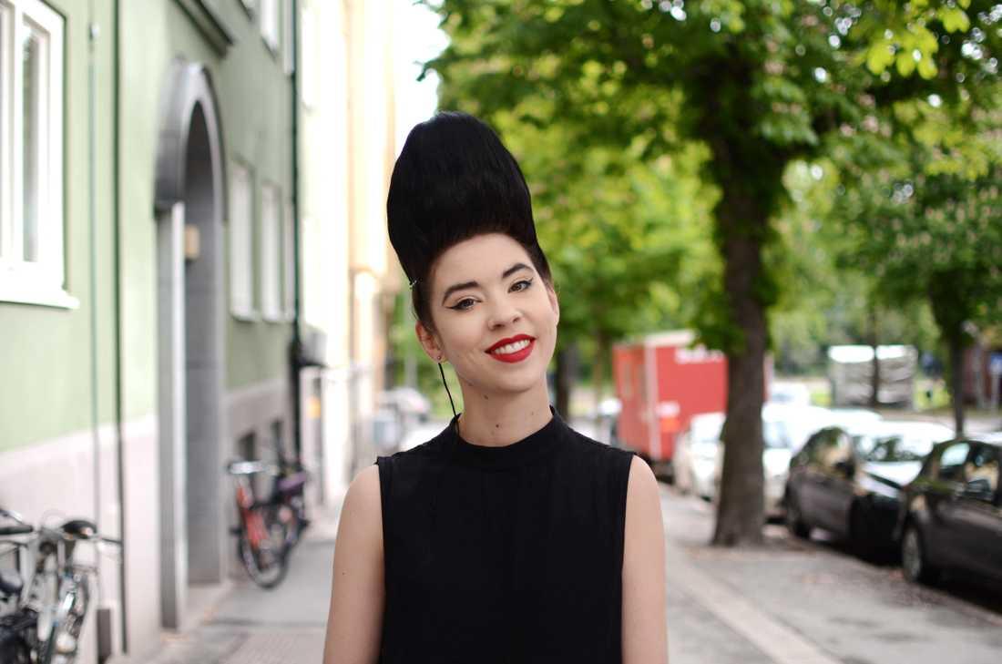 Kitty Ehn, 26, toppar partiet Vändpunkts EU-lista