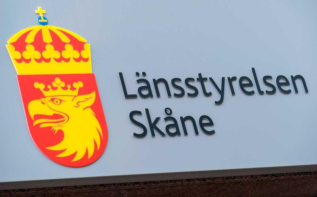 Resterna av en klosterkyrka har lokaliserats i Övedskloster i Skåne med hjälp av en markradarundersökning som genomförts på uppdrag av länsstyrelsen. Arkivbild.