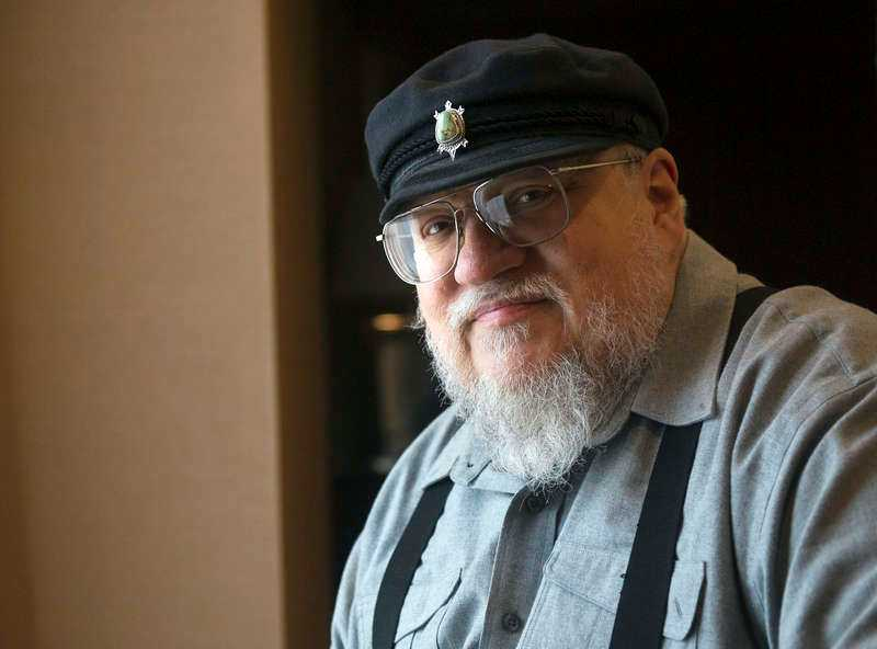 """Skaparen av """"Game of Thrones"""", George R.R. Martin"""