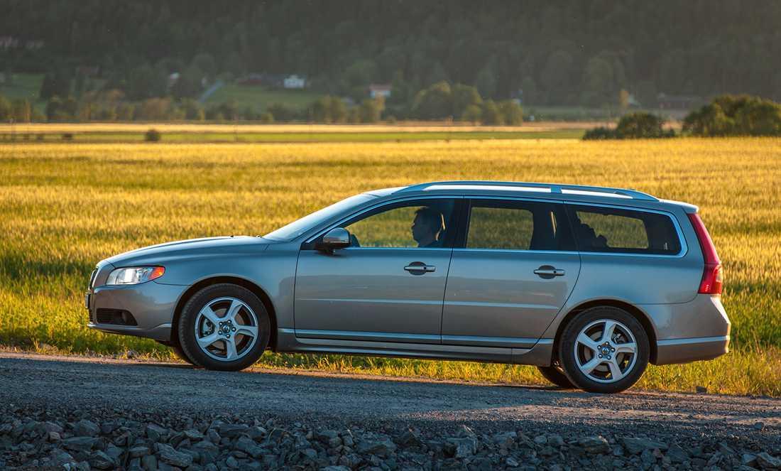 Volvo V70 årsmodell 2013