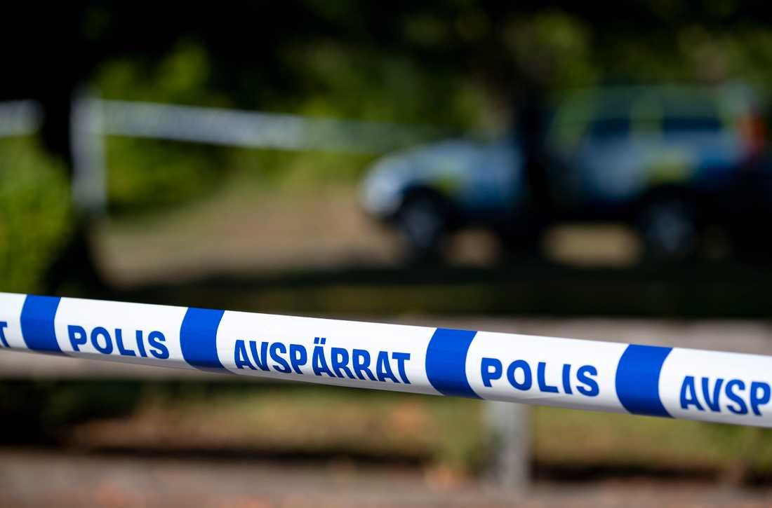 En medelålders man befaras ha ådragit sig allvarliga skador i en fyrhjulingsolycka i Jönköpings län. Arkivbild.