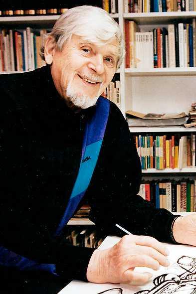 Ewert Karlsson (1918–2004), signaturen EWK, skulle fyllt 100 i år.