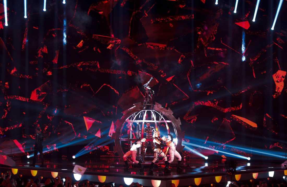 Nästa år blir förinspelad bakgrundssång tillåtet i Eurovision Song Contest. Arkivbild.
