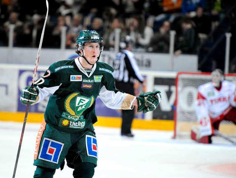 Marcus Paulsson lämnar Färjestad efter slutspelet.