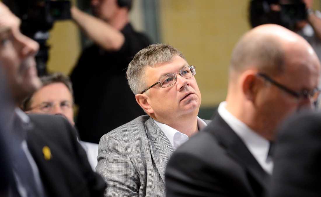 Mikael Holmström är säkerhetspolitisk reporter på DN.