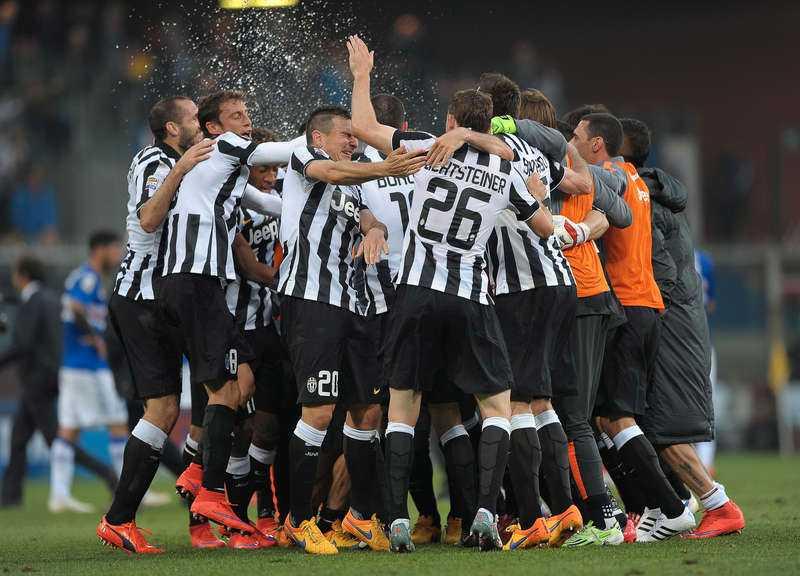 Juventus joggade hem ligan i år igen. Nu är klubben även tillbaka bland de stora elefanterna i CL-semifinal.