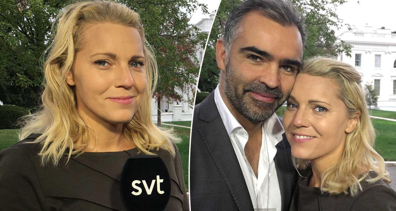 Carina Bergfeldt Har Forlovat Sig Med Jesper Zolck Aftonbladet