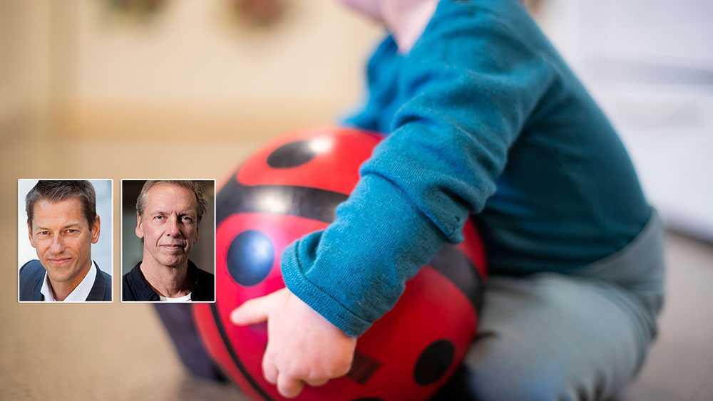 Boendesegregation är väldigt tydlig i förskolan. Forskning visar att förskolan har störst betydelse för socioekonomiskt svaga grupper. Det är alltså i de områden med störst socioekonomiska utmaningar som det borde finnas resurser, skriver Magnus Jägerskog, generalsekreterare Bris, och Sven Persson, professor i pedagogik.