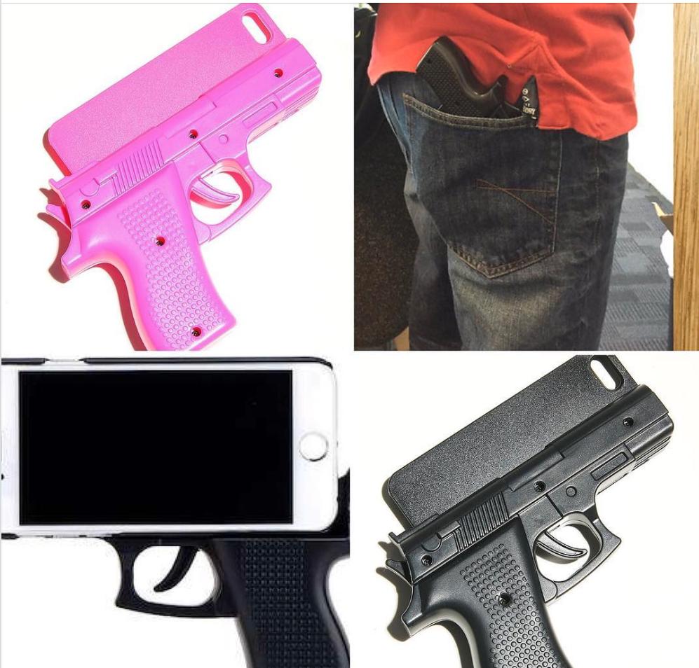 Den kan lätt misstas för en pistol.