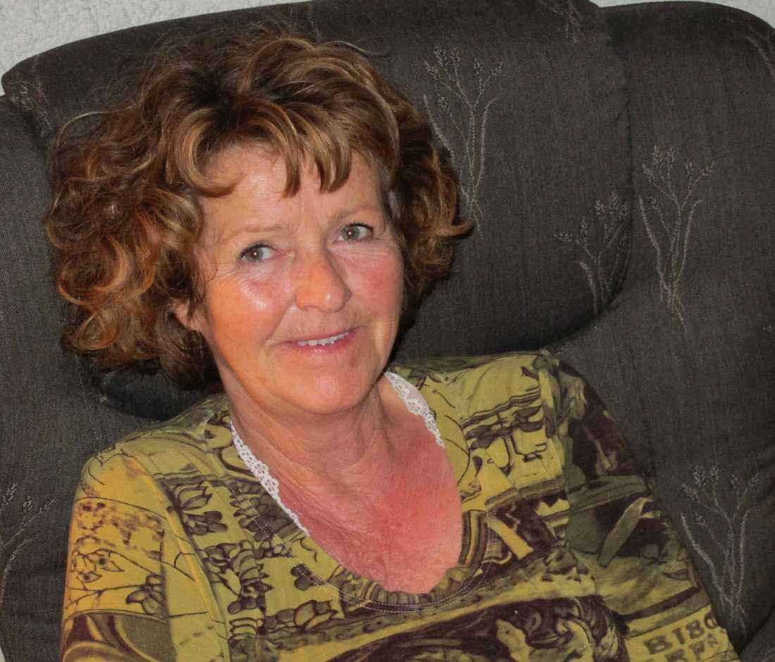 Anne-Elisabeth Falkevik Hage.